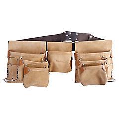 Cinturón portaherramientas cuero - Sodimac.com 76af404fdace