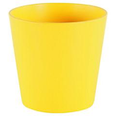 Macetero de cerámica 16 cm Amarillo