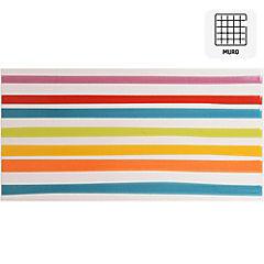 Cerámica multicolor 25x50 cm
