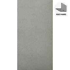 Cerámica 30x60 cm 1,44 m2 Gris