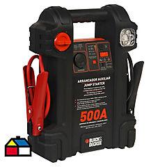 Arrancador de batería 500 A