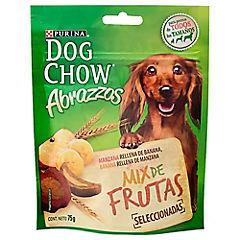 Snack para perro adulto 75 gr frutas