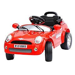 Infantil Mini Cooper rojo