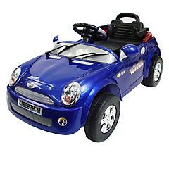 Infantil Mini Cooper azul