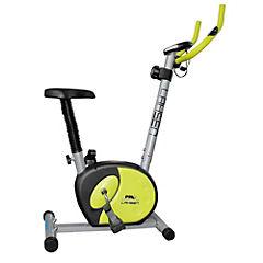 Bicicleta estática magnética verde