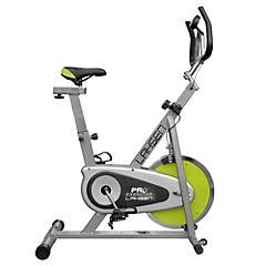 Bicicleta estática mecánica verde