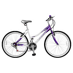 Bicicleta MTB Dallas 2600 blanco