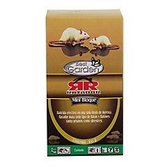 Raticida en mini bloques 100 gr