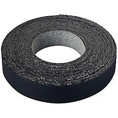 Tapacanto PVC encolado Negro 10 ml