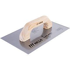Llana acero templado 300x180 mm