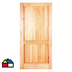 Puerta Llanquihue 220x95 cm