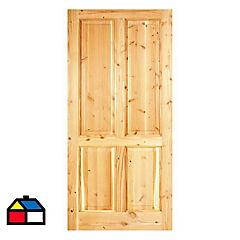 Puerta Rupanco 220x80x4,5 cm