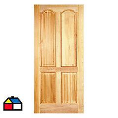 Puerta Rupanco 220x85x4,5 cm