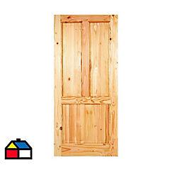 Puerta Calafaquén 200x75x4,5 cm