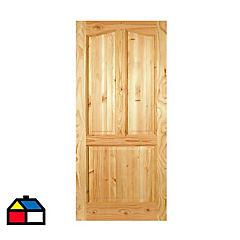 Puerta Calafaquén 220x80x4,5 cm