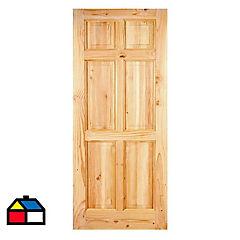 Puerta Maihue 210x90x4,5 cm