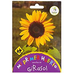 Semilla flor girasol 0,3 gr sachet