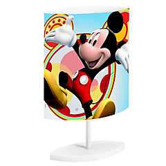 Lámpara de Velador Mickey 1 luz