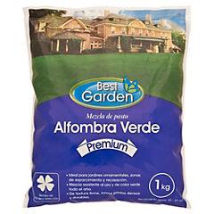 Semilla alfombra verde premium 1 kg bolsa