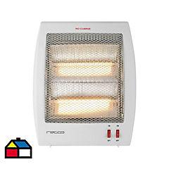 Calefactor halógeno eléctrico
