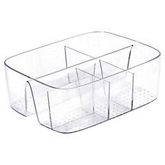 Organizador de cocina múltiple 20x15x7 cm transparente