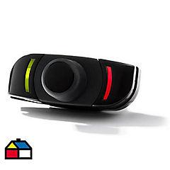 Manos libres para auto Bluetooth negro