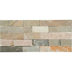 Piedra Mosaico 60 x 15 cm Natural 0.63 m2
