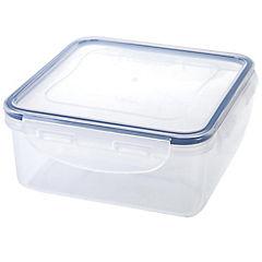 Contenedor de Alimentos 900 ml Plástico 15,3x15,3x6,7 cm