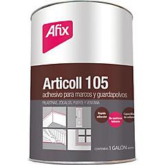 Adhesivo para marcos y guardapolvos 1 gl