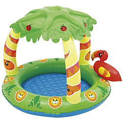 Piscina inflable 20 litros azul