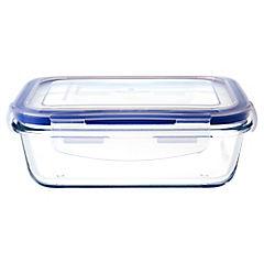 Contenedor de alimentos vidrio 0,55 litros