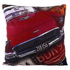 Cojín 40x40 cm Auto rojo