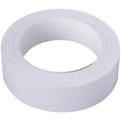 21 mm 10 m Tapacanto melamina corriente gris,