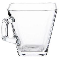 Taza para té 300 ml Transparente