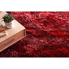 Alfombra Shaggy Ondas 160x230 cm