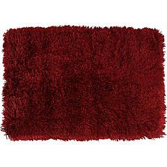 Alfombra Cashmere 60x90 cm rojo