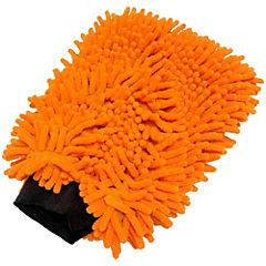 Esponja tipo guante para auto microfibra