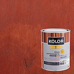 Protector de madera satinado 1/4 gl Alerce