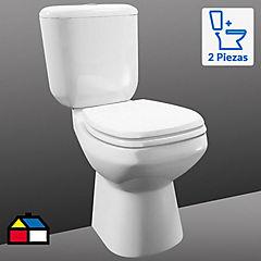 Toilet 4,8 litros blanco