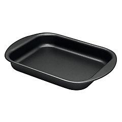 Fuente antiadherente 34 cm Negro