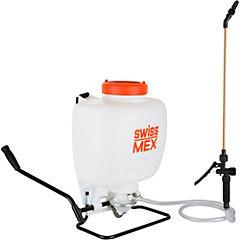 Pulverizador manual 15 litros blanco