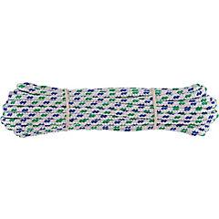 Cuerda de polipropileno trenzado 6 mm x 10 m