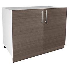 Mueble base 100x60 cm melamina