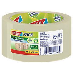 Cinta adhesiva para embalaje Eco transparente 50 mm 66 m