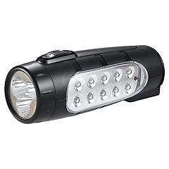Linterna LED y luz de emergencia 10 hr