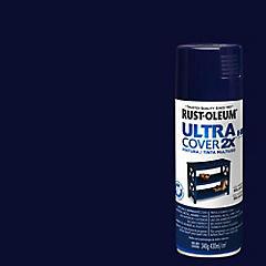 Pintura en spray brillante 340 gr Azul marino