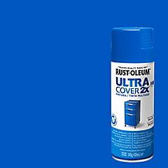 Pintura en spray brillante 340 gr Azul