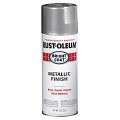 Pintura anticorrosiva en spray brillante 312 gr Aluminio