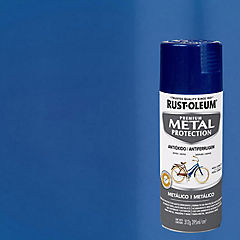 Pintura anticorrosiva en spray brillante 340 gr Azul cobalto