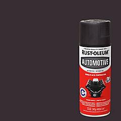 Pintura en spray para auto mate 340 gr Negro